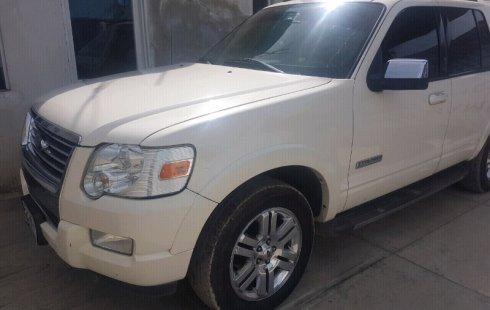 Ford Explorer impecable en Puebla más barato imposible