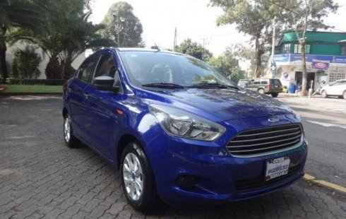 Urge!! Vendo excelente Ford Figo 2017 Manual en en Azcapotzalco