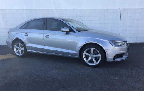 Me veo obligado vender mi carro Audi A3 2016 por cuestiones económicas