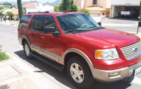 Llámame inmediatamente para poseer excelente un Ford Expedition 2003 Automático