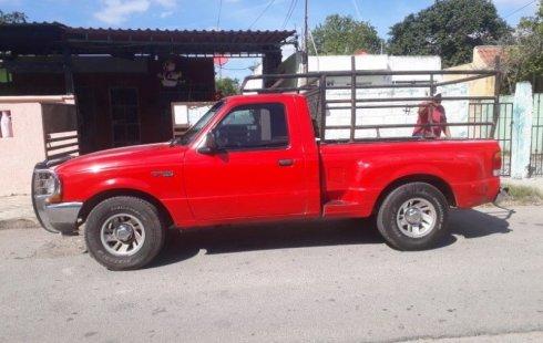 Un Ford Ranger 1999 impecable te está esperando