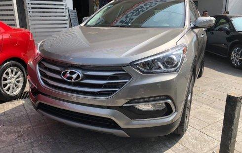 Auto usado Hyundai Santa Fe 2018 a un precio increíblemente barato