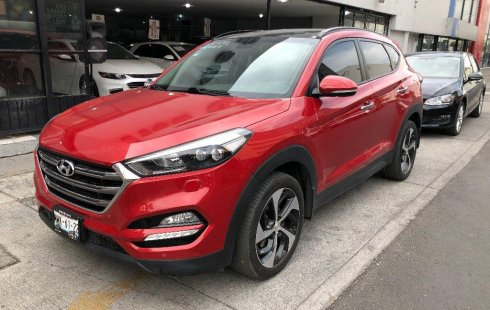 Hyundai Tucson 2016 impecable