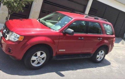 Precio de Ford Escape 2008