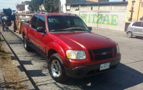 Quiero vender urgentemente mi auto Ford Ranger 2002 muy bien estado