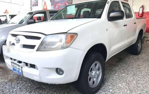 Vendo un Toyota Hilux impecable