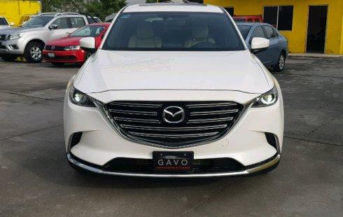 Quiero vender urgentemente mi auto Mazda CX-9 2016 muy bien estado