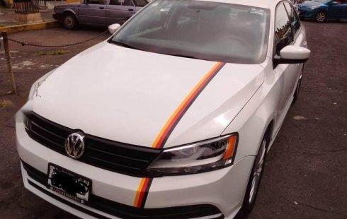 Se vende urgemente Volkswagen Jetta 2016 Automático en Tlalpan