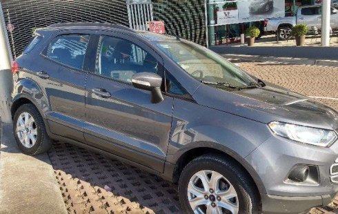 Un Ford EcoSport 2016 impecable te está esperando