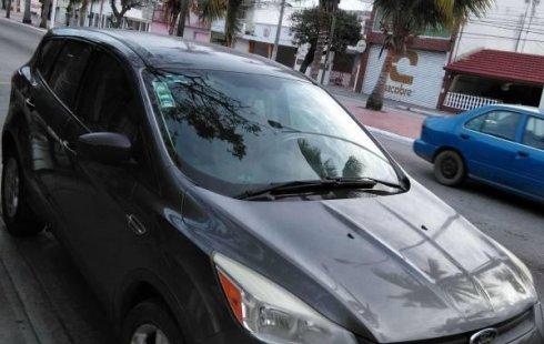 Quiero vender inmediatamente mi auto Ford Escape 2013
