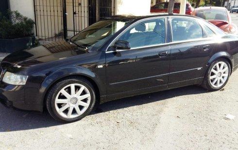 Me veo obligado vender mi carro Audi A4 2005 por cuestiones económicas