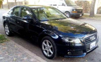Me veo obligado vender mi carro Audi A4 2009 por cuestiones económicas