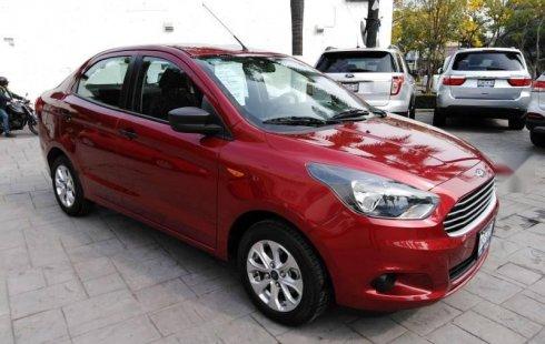 Quiero vender urgentemente mi auto Ford Figo 2018 muy bien estado