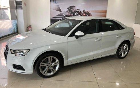 Me veo obligado vender mi carro Audi A3 2018 por cuestiones económicas