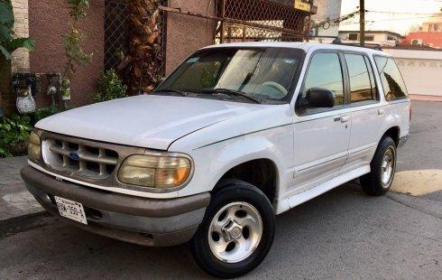 SHOCK!! Un excelente Ford Explorer 1997, contacta para ser su dueño