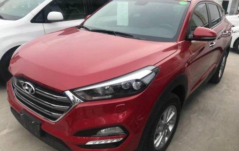 Hyundai Tucson impecable en Guadalajara