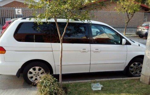 En venta un Honda Odyssey 2004 Automático muy bien cuidado