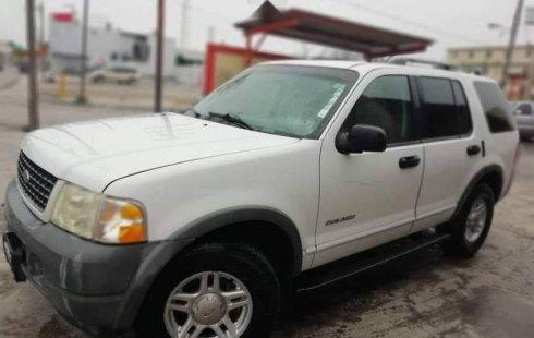 Ford Explorer 2002 barato en Matamoros
