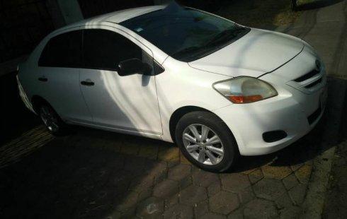 Me veo obligado vender mi carro Toyota Yaris 2008 por cuestiones económicas