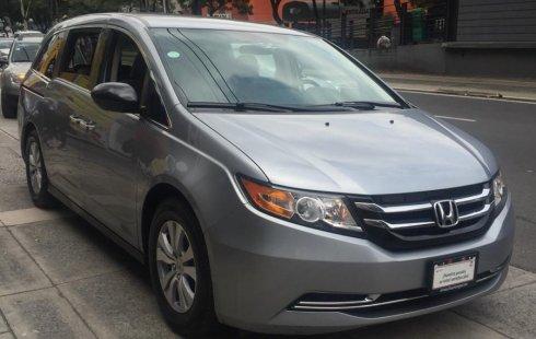 Urge!! Vendo excelente Honda Odyssey 2016 Manual en en Álvaro Obregón