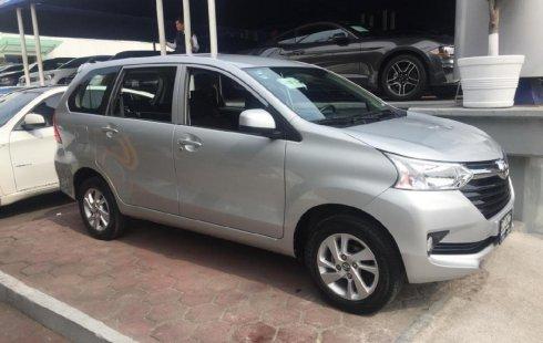 Quiero vender cuanto antes posible un Toyota Avanza 2018