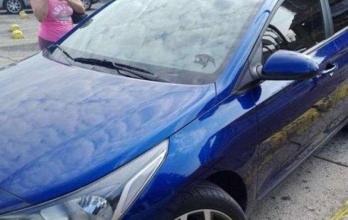 No te pierdas un excelente Hyundai Accent 2018 Manual en Guadalajara