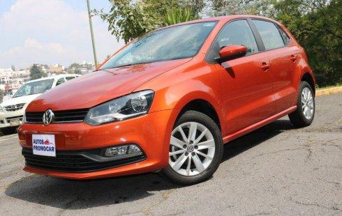 Se vende urgemente Volkswagen Polo 2018 Manual en Miguel Hidalgo