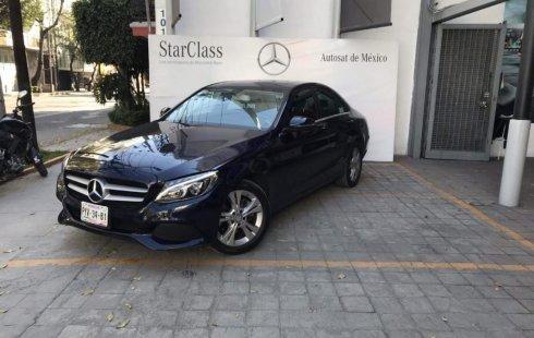 Llámame inmediatamente para poseer excelente un Mercedes-Benz Clase C 2016 Automático