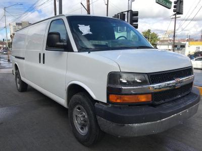 Chevrolet Express 2007 usado en Tijuana