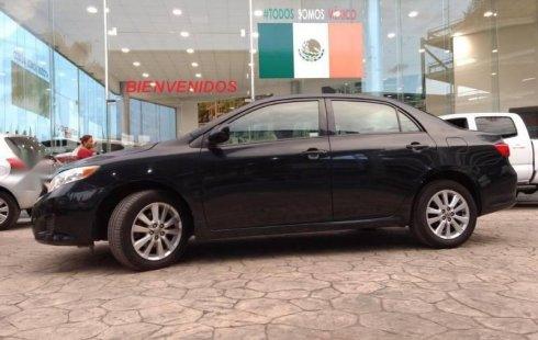 Urge!! En venta carro Toyota Corolla 2009 de único propietario en excelente estado