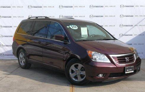 Quiero vender inmediatamente mi auto Honda Odyssey 2010