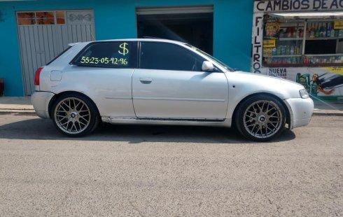 Tengo que vender mi querido Audi A3 2000 en muy buena condición
