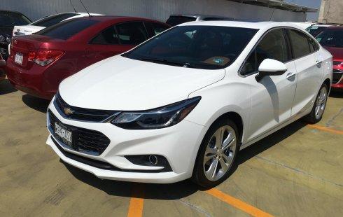 Chevrolet Cruze 2018 seminuevo