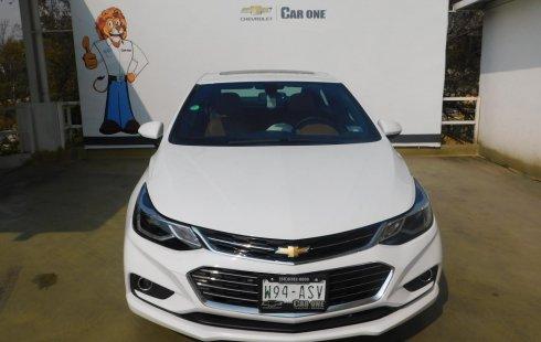 Chevrolet Cruze 2018 como nuevo