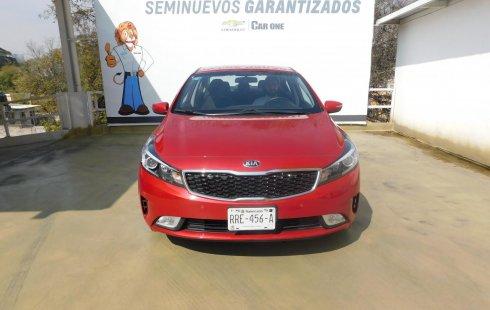 Kia Forte 2018 como nuevo en Coyoacán, CDMX