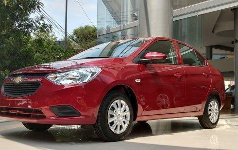 Tengo que vender mi querido Chevrolet Aveo 2019 en muy buena condición
