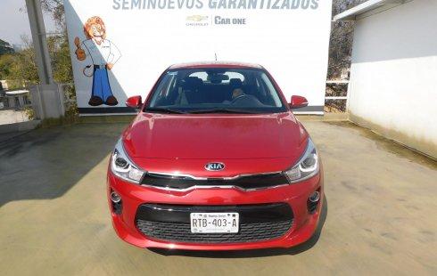 Kia Rio 2018 hatchback como nuevo