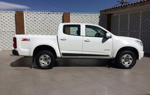 Chevrolet Colorado doble cabina 2015