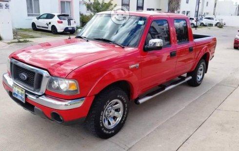Ford Ranger 2005 barato en Aguascalientes