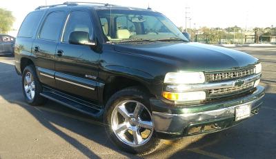 Chevrolet Tahoe 2003 barato
