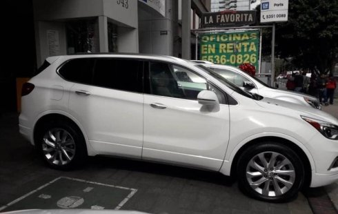 Coche impecable Buick Envision con precio asequible