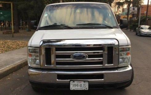 Llámame inmediatamente para poseer excelente un Ford E-350 2012 Automático