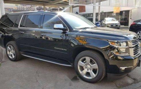 Chevrolet Suburban impecable en Iztacalco más barato imposible