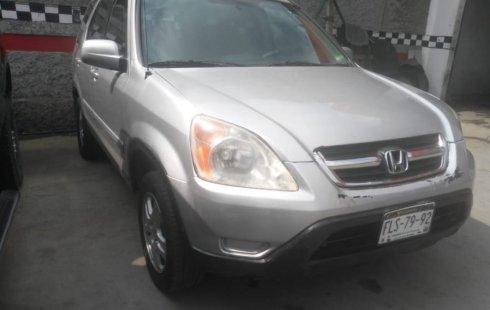 Honda CR-V 2004 Aut a Crédito