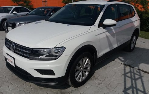 Volkswagen Tiguan 2018 color blanco