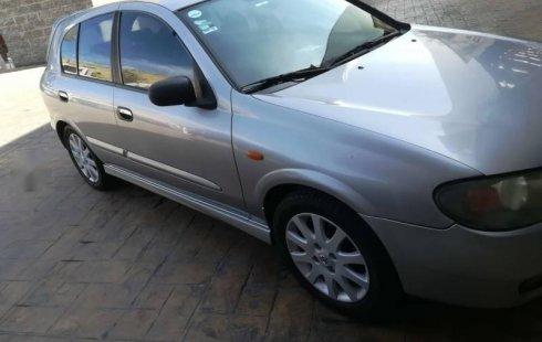 Quiero vender inmediatamente mi auto Nissan Almera 2003 muy bien cuidado