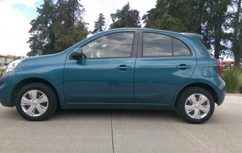 Quiero vender urgentemente mi auto Nissan March 2017 muy bien estado
