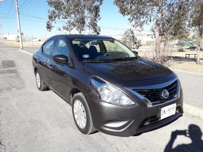 Nissan Versa impecable en Chihuahua