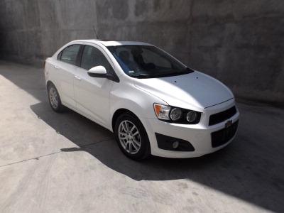 Chevrolet Sonic 2014 barato en Mexicali