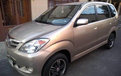 Toyota Avanza impecable en Miguel Hidalgo más barato imposible
